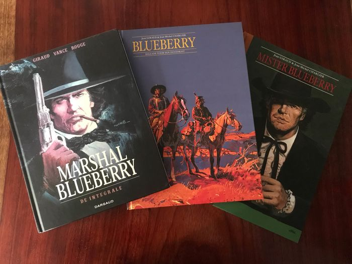 Blueberry - Marshal Blueberry integraal - Ballade voor een doodskist - Mister Blueberry  - Hardcover - First edition - (2015/2017)