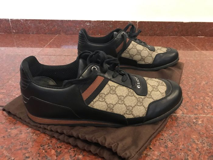 Gucci Lace-up shoes - Size: UK 10.5