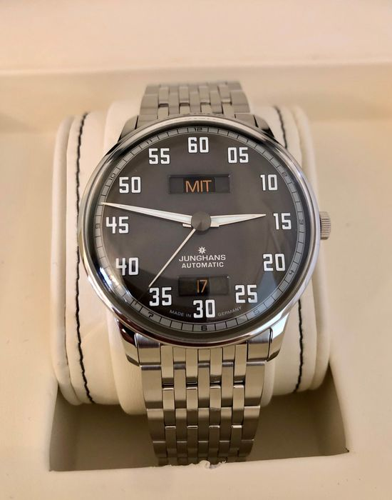 Junghans - Meister Driver Day Date - 027 / 4722.44 - Unisex - 2011-present
