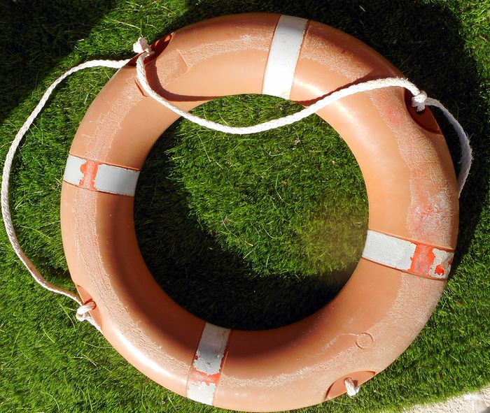 Rescue buoy - Plastic