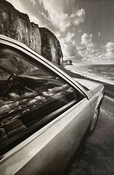 Jeanloup Sieff (1933-2000) - Renault 25, 1984