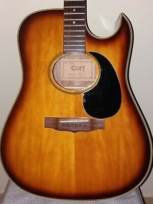 Cort - MR 60 E TS 1980 - Acoustic Guitar - North Korea - 1980