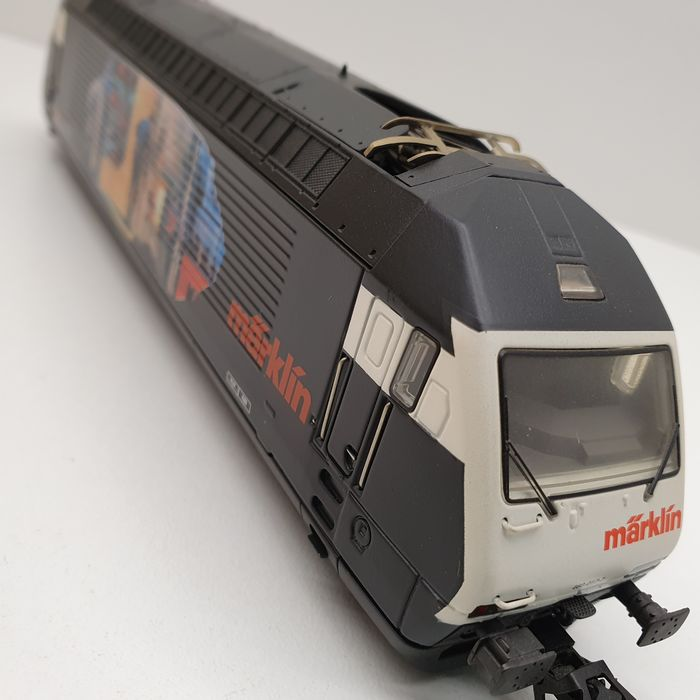 "Märklin H0 - 3451 - Electric locomotive - Series 460 ""Heizerlok"" - SBB CFF FFS"