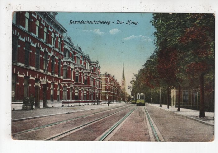 Netherlands - the Hague - Postcards (Collection of 104) - 1900-1945
