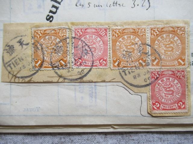 China and Japan - Collection of stamps
