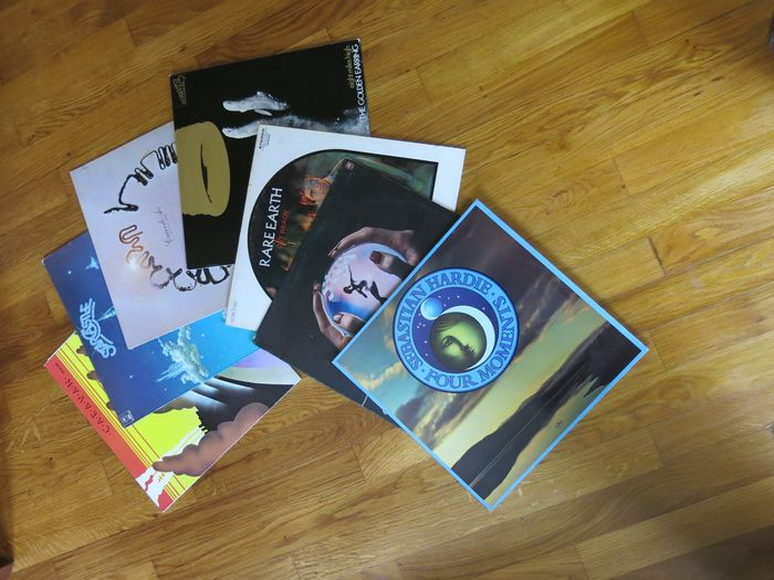 Various Artists/Bands in Psychedelic Rock - Multiple artists - Multiple titles - LP's - 1969/1978