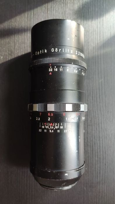 Meyer Optik Görlitz Primotar f/3.5 135mm #bokehmonster