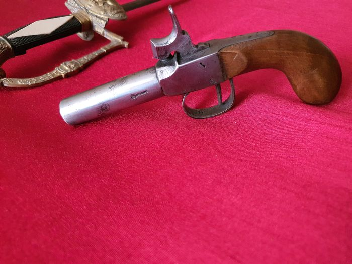France - Army (Heer) dress - Percussion - Pistol