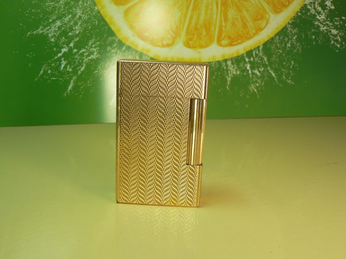 Dupont ligne 2 - Pocket lighter - Collection