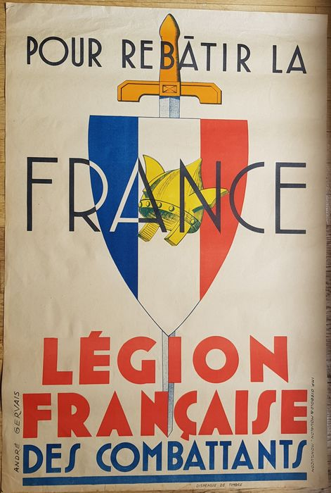France - French Legion - Poster