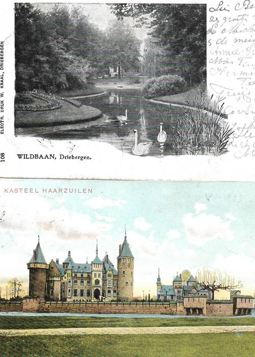Netherlands - City & Landscape - Province of Utrecht, varied collection with small places. - Postcards (Collection of 120) - 1903