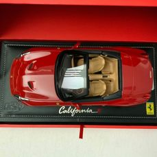 BBR - 1:18 - Ferrari California T Spyder - Model from a private collection