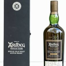 Ardbeg 1976 31 years old Sherry Butt no. 2397  - Original bottling - 70cl