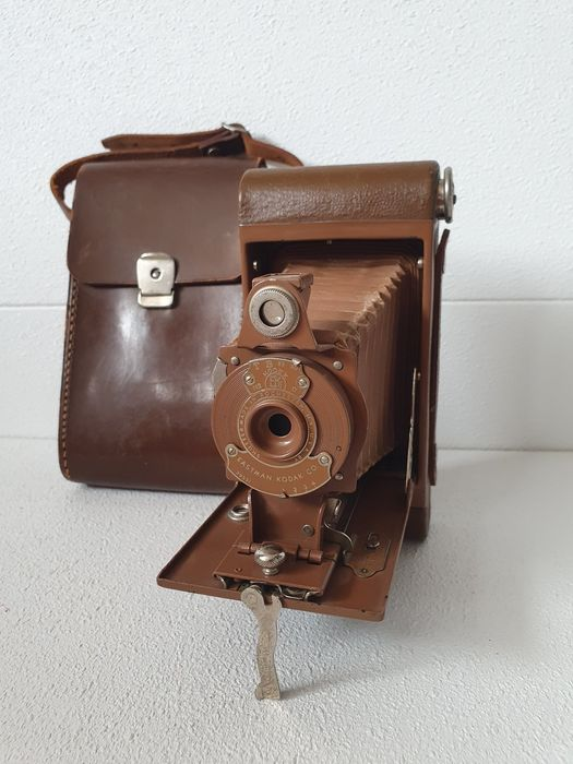 Kodak Rainbow Hawkeye no.2 Folding model b