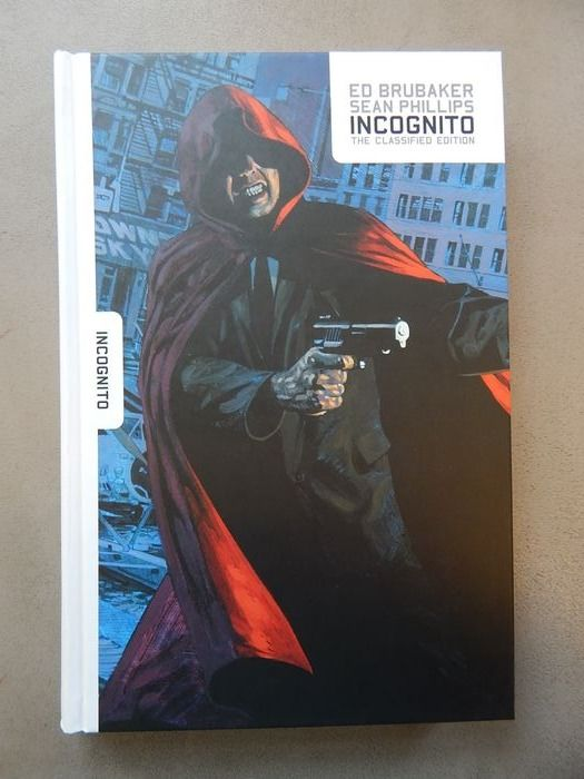 Incognito - The Classified Edition  - dikke hc  - Hardcover - 1st edition - (2012)