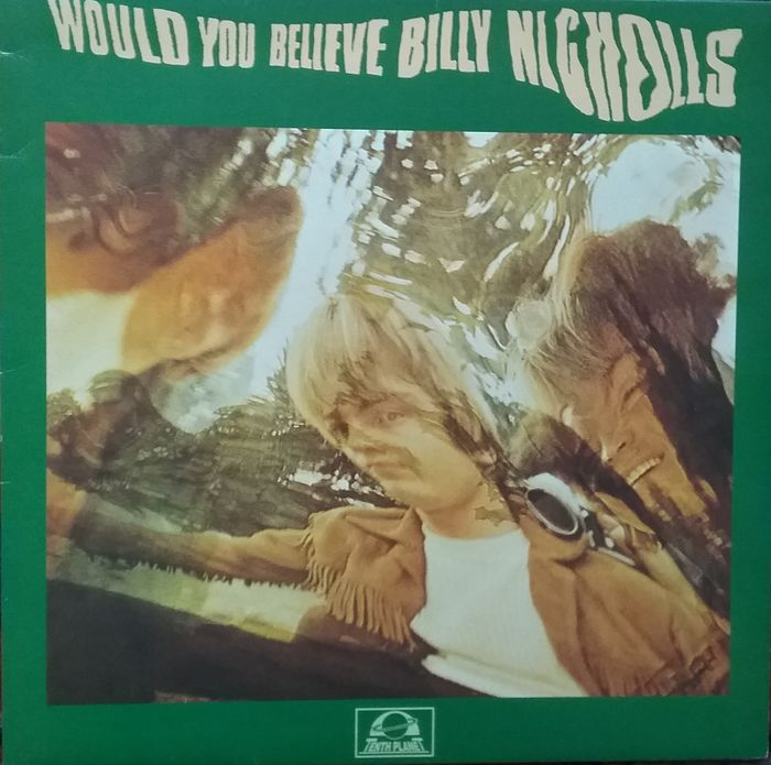 Billy Nicholls - Would You Believe - Deluxe edition, Limited edition, LP's - 1998/1998