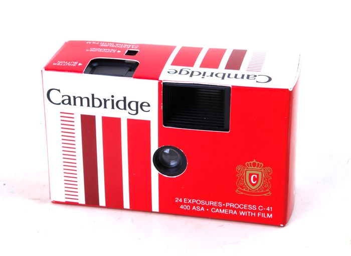 Cambridge Sigaretbox