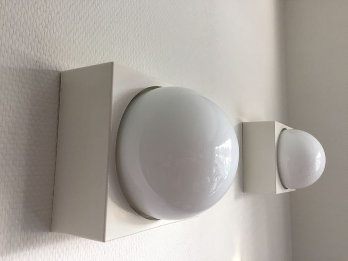 Massive - Two wall lamps or ceiling lamp