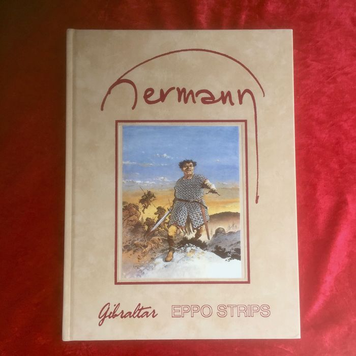 Afrekening, Wraak, Nachtmerrie, de Kooi - Hermann - Hardcover - First edition - (1992)