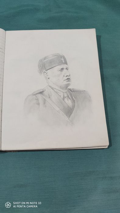 Italy - drawings, documents - 1940