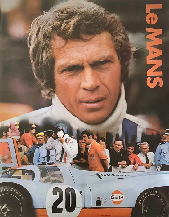 Unknown  - Le Mans - Steve McQueen - 1971