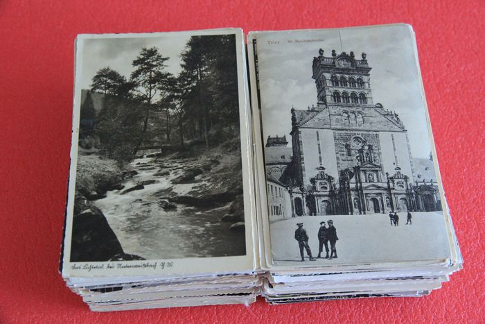 Germany - all 9x14 Antique and Vintage - Postcards (Collection of 400) - 1900-1960