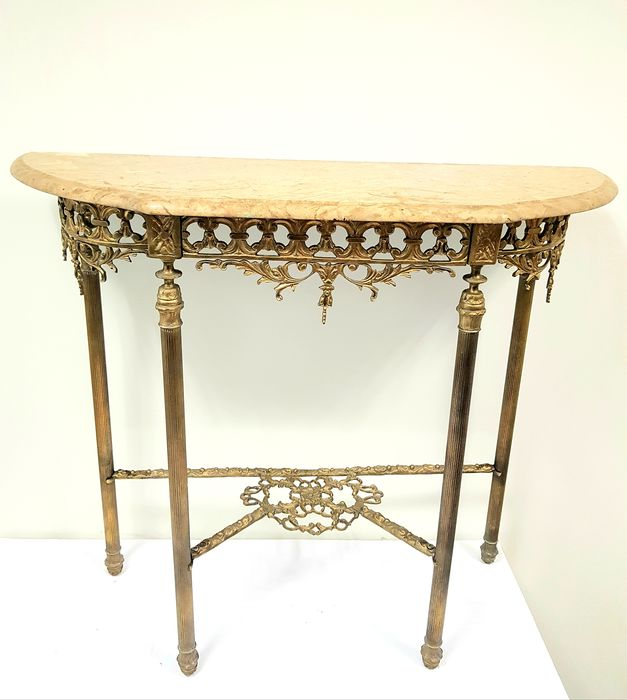 Console table - Louis XV Style