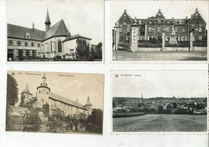 Belgium - City & Landscape - Postcards (Collection) - 1913