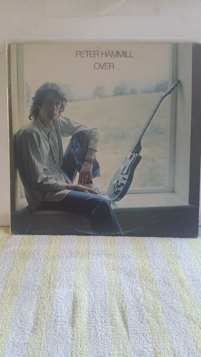 peter hammill  6 records - LP's - 1971/1986