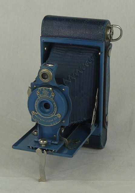 Kodak No 2 Folding Rainbow Hawk-Eye model B
