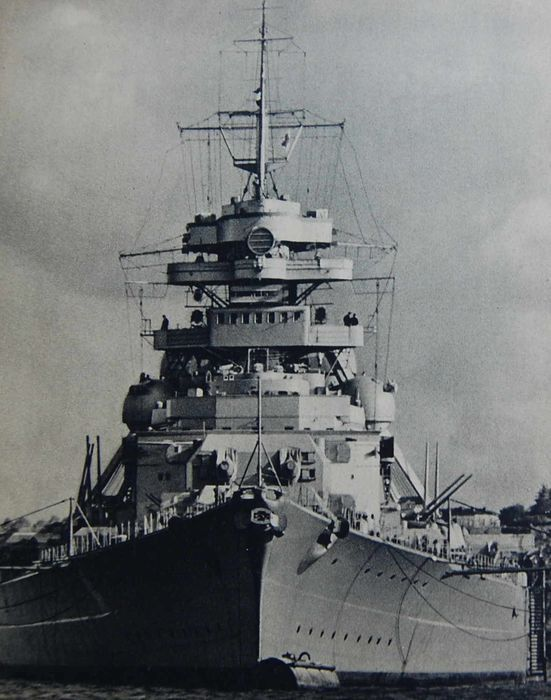 Germany - The naval power of Greater Germany - Book, great photo book - - 1942