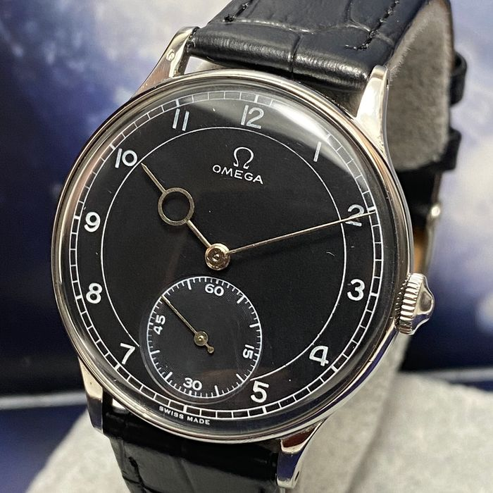 """Omega - """"NO RESERVE PRICE"""" - Homme - 1901-1949"""