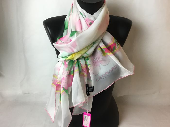 Leonard Paris - Luxe French  Scarf