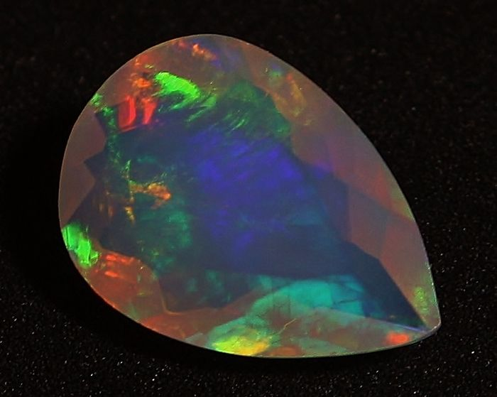 Opal, No Reservation Price - 1.25 ct