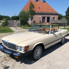 Mercedes-Benz - 450 sl 42000 mile !!! - 1979