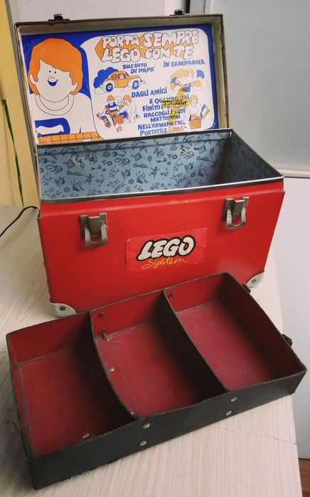 LEGO - System - 890 - Red Box '50 - Rarity