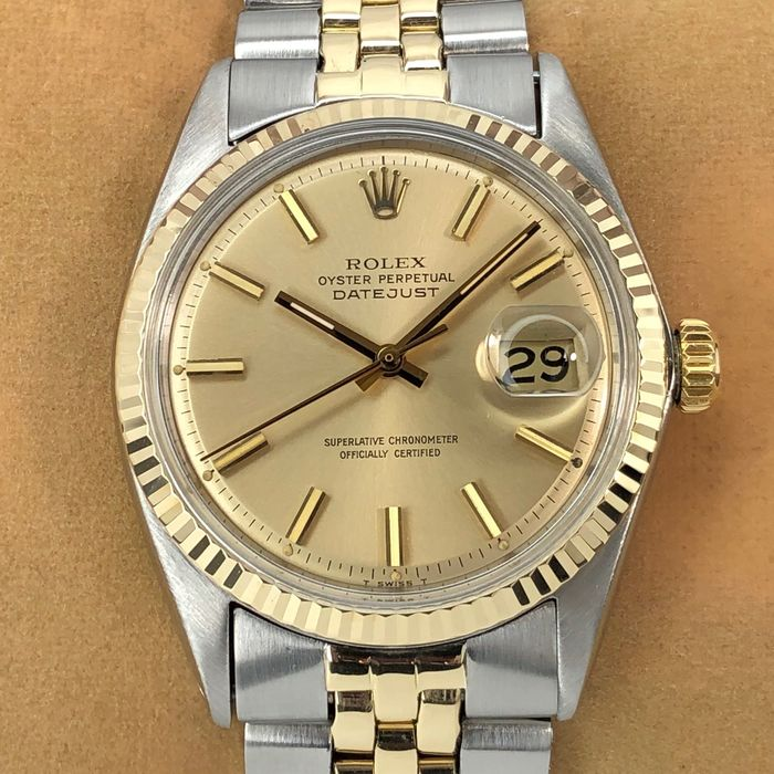 Rolex - Datejust - 1601 - Men - 1970-1979