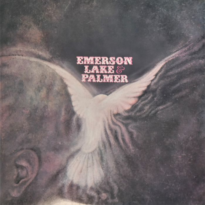 Emerson, Lake & Palmer - Emerson, Lake & Palmer / In a Japanese Rare First Issue Edition 1971 - LP Album - 1971/1971