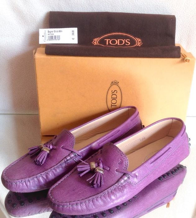 Tod's Instappers - Maat: FR 41, IT 40.5