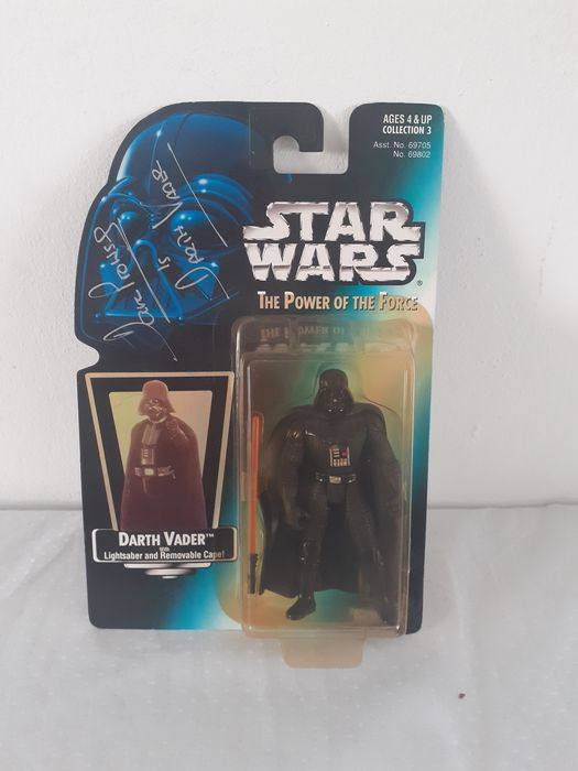 Star Wars - Darth Vader (1997) - Hasbro - 1:10 - Action-Figur, The Power of the Force