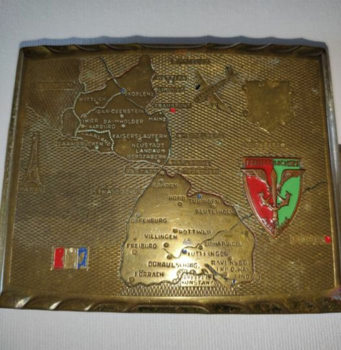 France - FFI (French resisitance) - Accessories - 1942