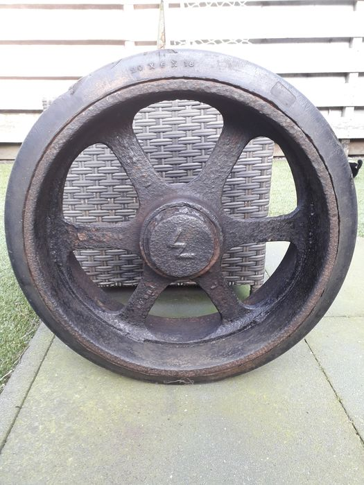 United States - Armoured Corps - Tank wheel - 1944