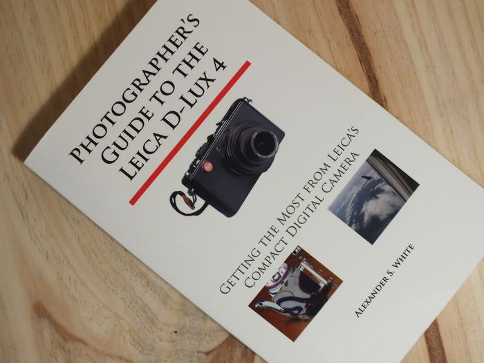 Leica  - Book - Photographer's Guide to the Leica D-Lux 4