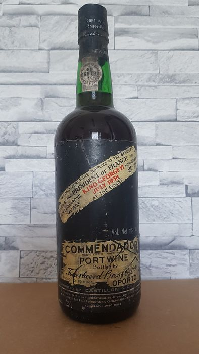 Feuerheerd Commendador Port Wine - 1 Bottle (0.75L)