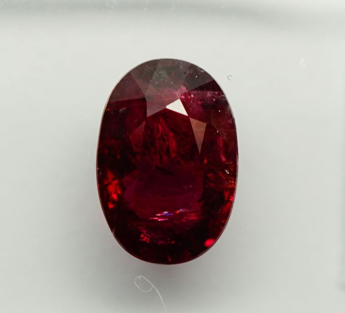 No Reserve Price - Ruby - 1.47 ct