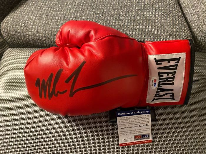 Mike Tyson - Boxing - Mike Tyson - Boxing glove