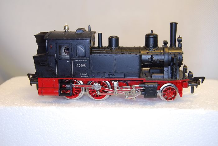 Fleischmann H0 - 1316 - Tender locomotive - BR 70 - DB