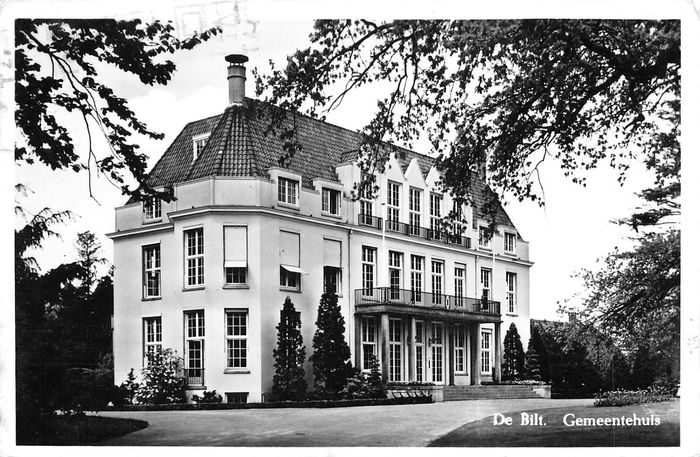 Netherlands - Council, town halls - Postcards (Collection of 116) - 1930