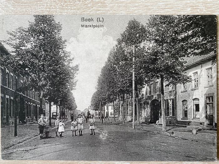 Netherlands - Limburg commission - black and white and color - Postcards (322) - 1938