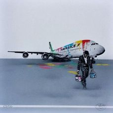 Nick Walker - Air France